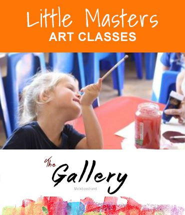 Little Masters Art Classes