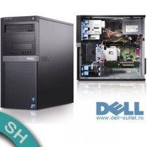 Calculator Second Hand DELL Optiplex GX960 Tower Intel E8400 Core 2 Duo 3.0 Ghz