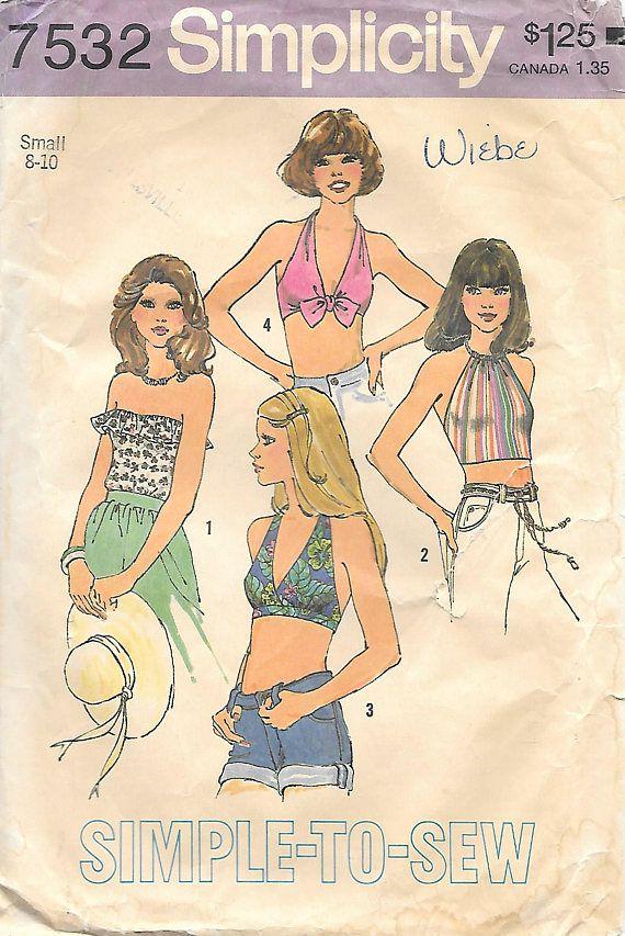 185 besten 70\'s Style and Sewing Patterns Bilder auf Pinterest
