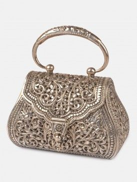 exquisite Silver bag