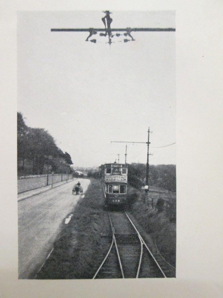 Chapelizod tram 1941