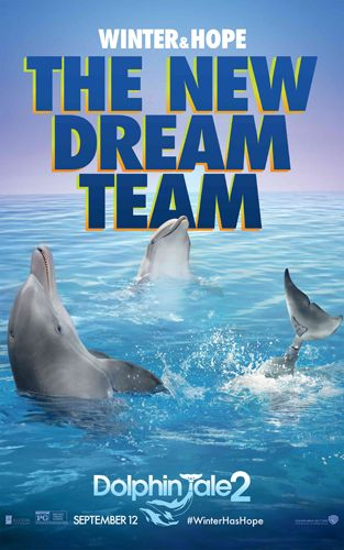 Dolphin Tale 2: Exclusive Poster