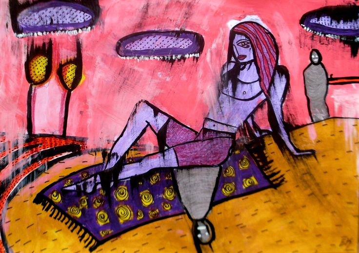 art by Erika Kovarikova 2018 https://www.facebook.com/ART-by-EK-1411021039195065/