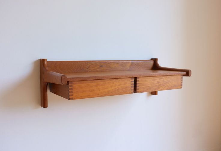 Borge Mogensen - Wall mounted drawers   Wall Decor ...