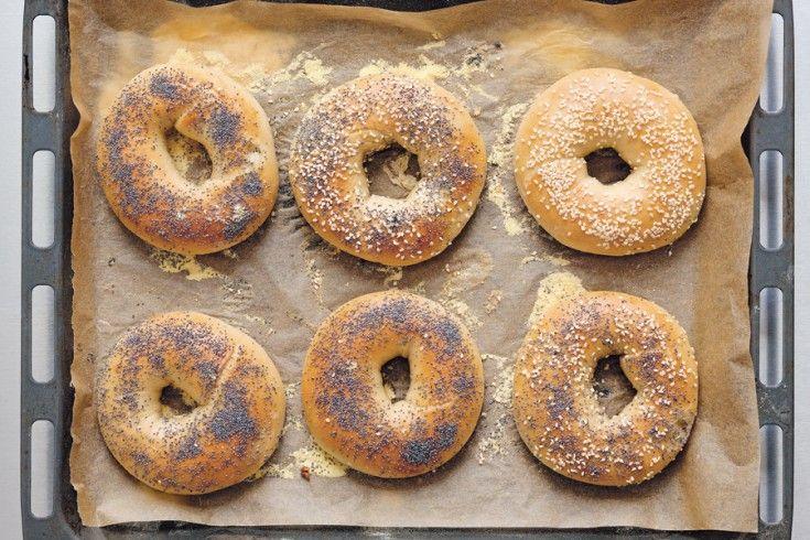 Klassiek recept voor New Yorkse bagels - Culy.nl