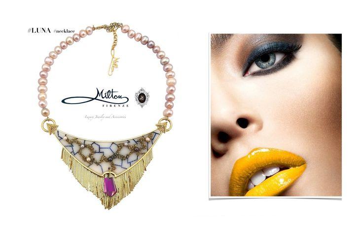 #miltonfirenze #jewels #necklace #brand