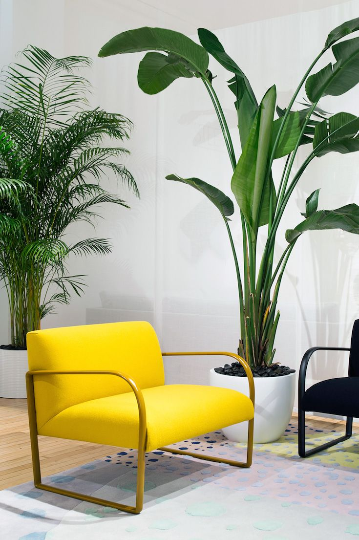 Arper's colorful new workplace seating collections, Arcos and Cila