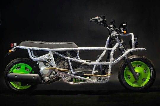 Suzuki Burgman Chosen BR Moto Bologna Custom Motorcycles - Mio decalssublime sublimemag instagram photos and videos