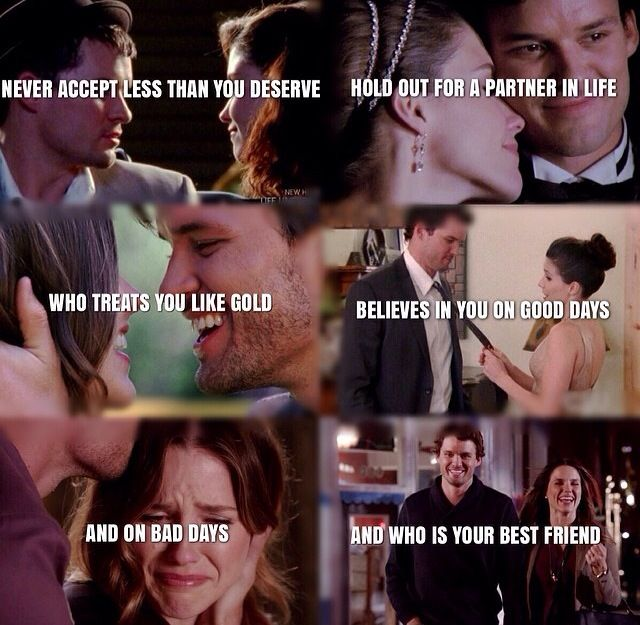 I think that they were my favorite One Tree Hill couple :)