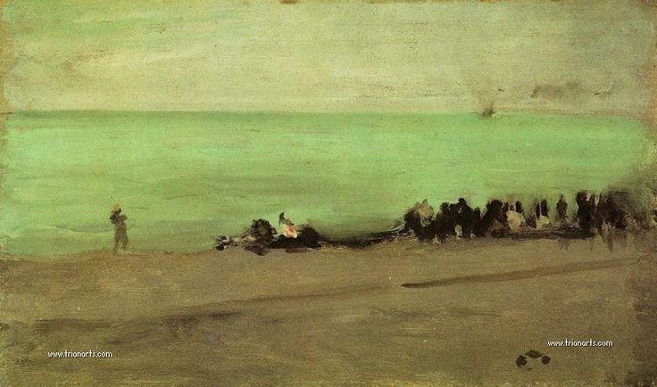 James Abbott McNeill Whistler: Esteticista y controvertido