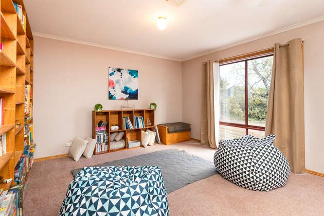Upstairs is a kids retreat! This gorgeous home is open for inspection with  tomorrow at 1.30pm :)