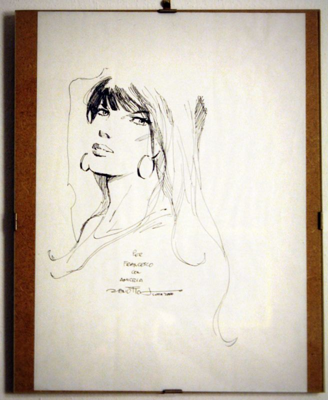 Woman di Juan Zanotto