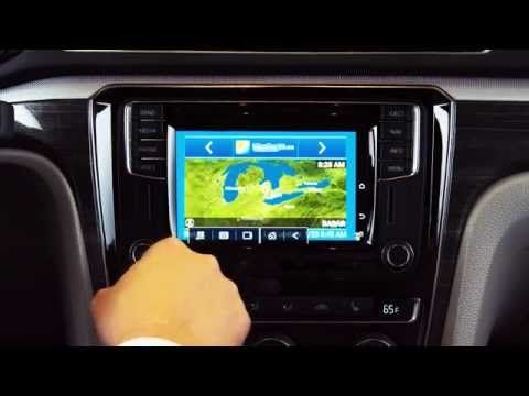 New 2016 VW US Passat SEL Technical features - Volkswagen is Apple IPhone connected - YouTube