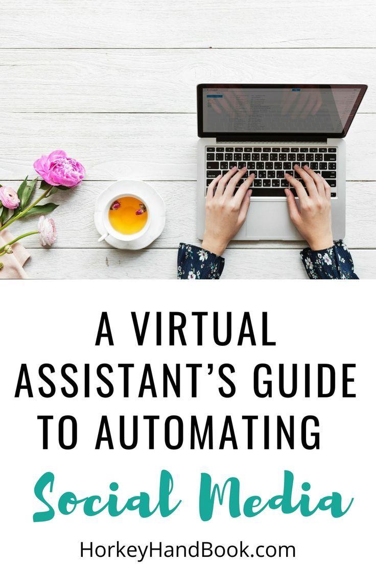 Super practical tips for social media automation for VAs | Home ...