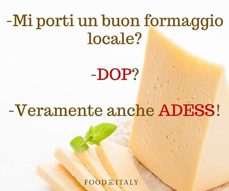 Ti serve #DOP? No Adess.  #Formaggi tipici http://tinyurl.com/pyum78c