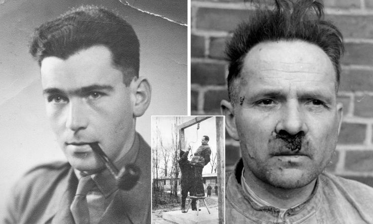 The Nazi Hunter: Remarkable story of the Jewish refugee responsible for tracking down the Auschwitz commandant ....