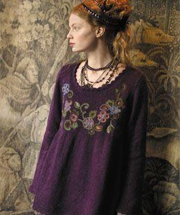 Raphael by Rowan Knitting Magazine 44