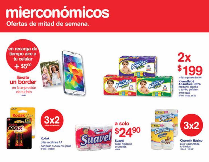 Farmacias Benavides promociones de mierconómicos
