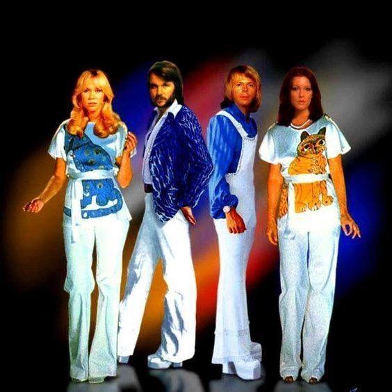 453 Besten ABBA Bilder Auf Pinterest
