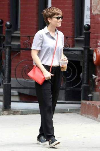 Celebrities Wearing Vans Sneakers | Celebrity Shoe Style ...