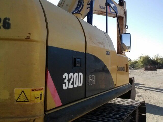 2008 Caterpillar 320DLRR Excavator for sale at B&R Equipment.  Call Milo for more pictures and details.  8173791340 http://www.brequipmentco.com #caterpillar #cat #excavator #heavyequipment #constructionequipment #photo