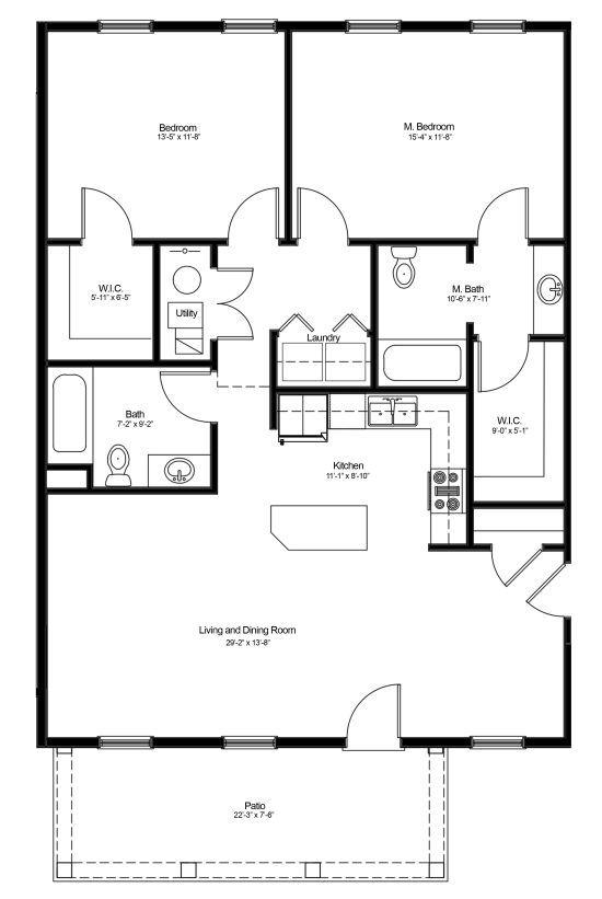 18 best images about Erie Station Village Floor Plans on ...