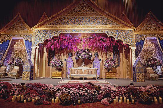 Pelaminan Minang by Airy Design at Sampoerna Strategic Square