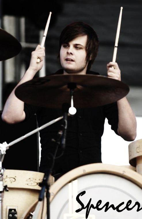 Spencer Smith, badass drummer