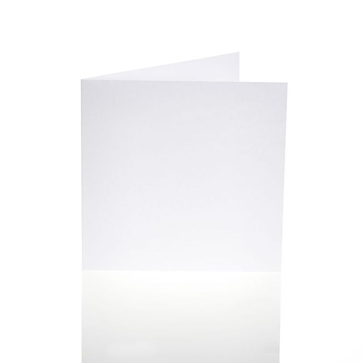 Hobbycraft Hammered Blank Cards And Envelopes In White 50 Pack 6 X 6 In | Hobbycraft
