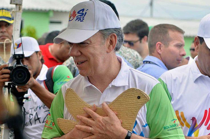 Que sea Santos quien lidere las reformas sociales que traerían la paz al país, se necesita un milagro como el que convirtió a Saulo en San Pablo