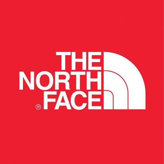 the north face - helvetica
