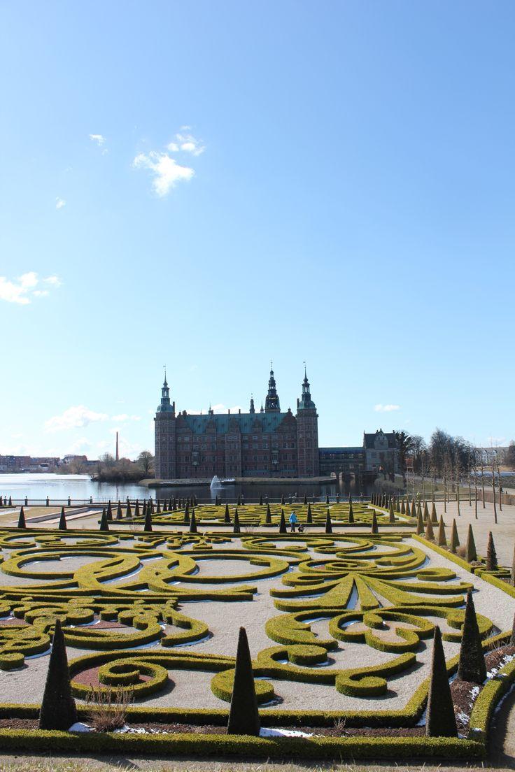 Frederiks Borg Castle by Tina Bardenfleth