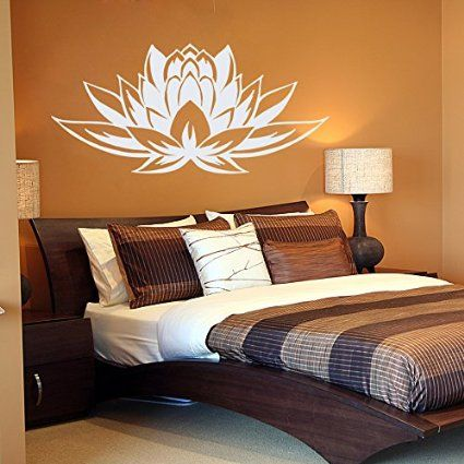 Best Lotus Flowers Images On Pinterest Vinyl Decals Lotus - Zen wall decalsvinyl wall decal yin yang yoga zen meditation bedroom decor