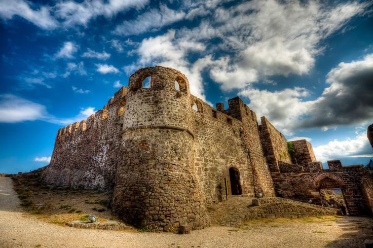 #Mytilene #Castle #North_Aegean