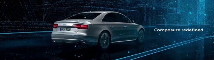 Audi Tradeshow - IAA 2013