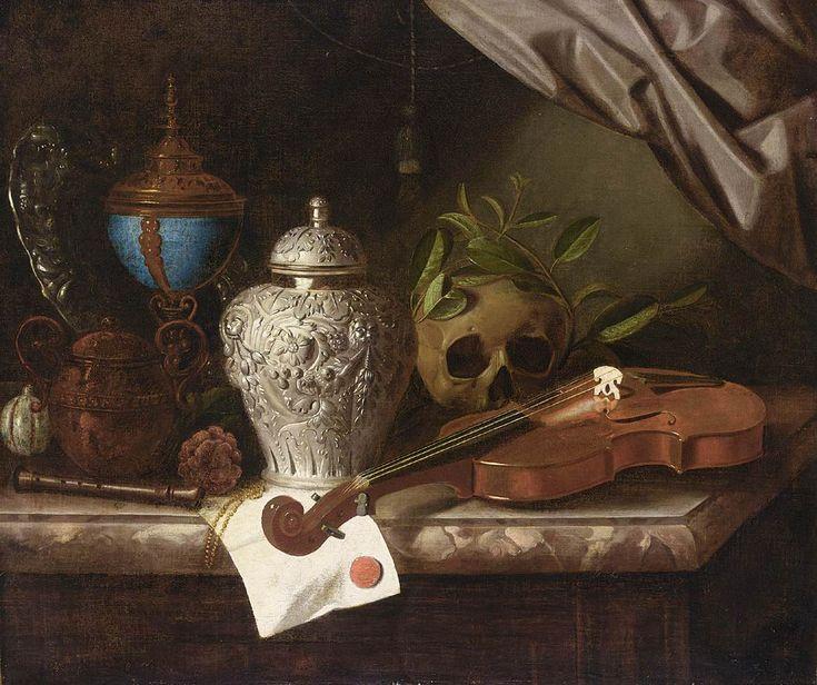 vanitas paintings | vanitas still life by roestraeten pieter gerritsz van vanitas still ...