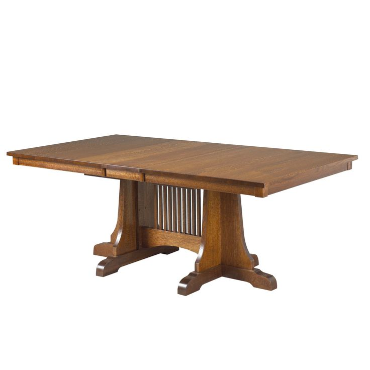 Morris Plains Wood Dining Table At DJs Furniture