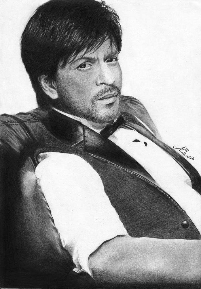 Shah Rukh Khan by ~ProstoLe on deviantART