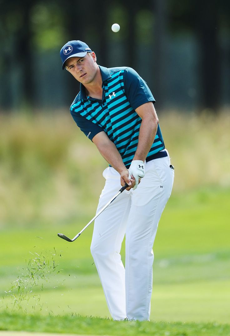 Jordan Spieth : Golfers on the 2016 U.S. Ryder Cup roster