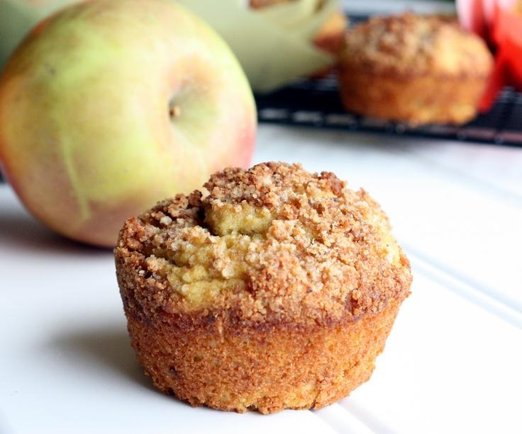 Apple Squash Muffins by @Fresh4Five #nutfree