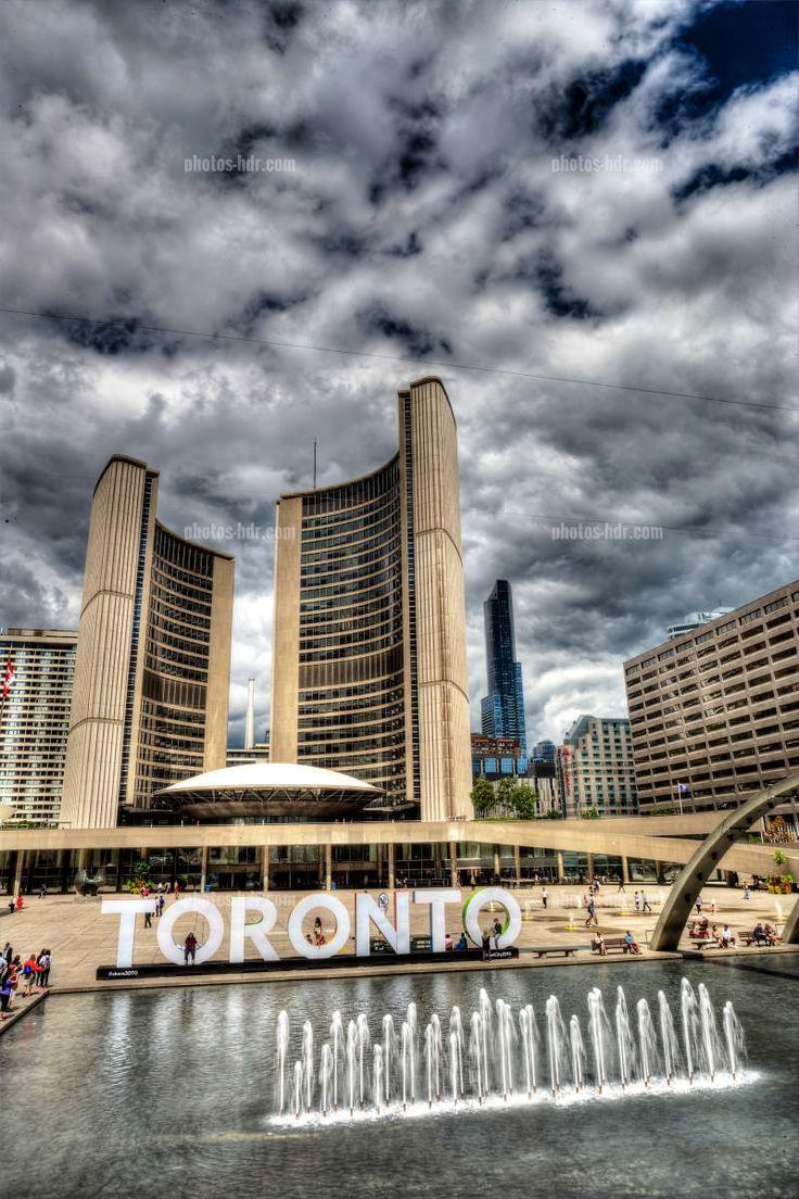 City Hall of Toronto