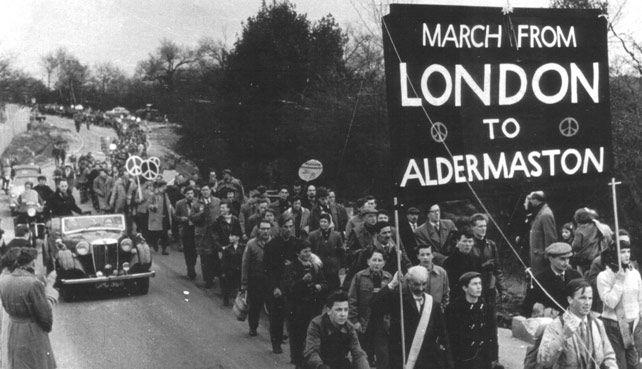 Manifestation du 21 février 1958