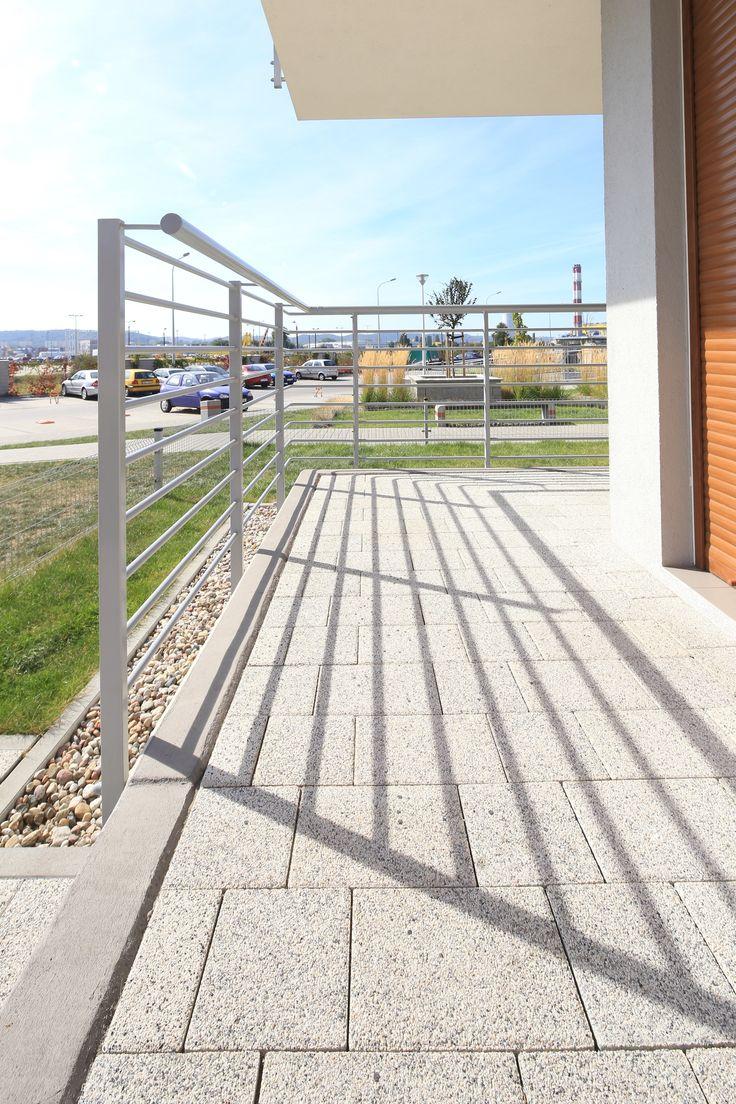 """Kostka Polbruk Complex położona na osiedlu """"Eurostyl"""" w Gdyni, #gdynia"""