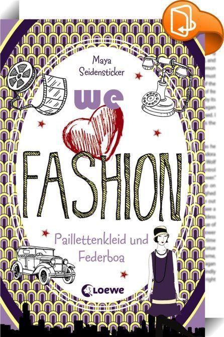 we love fashion 3 - Paillettenkleid und Federboa : Hanna und Lucy sind nicht nur Schwestern und besuchen beide ein Modeinternat für talentierte Jungdesigner und Modebegeisterte. Sie können auch zusammen in der Zeit springen und die Vergangenheit hautnah erleben! Die ganze Fashion School Bernstein scheint kopf zu stehen, denn in diesem Semester wird sie Drehort eines Krimis. Die besten Kostüm-, Design- oder Marketingideen rund um den Film werden mit einer Sprechrolle prämiert! Und ...