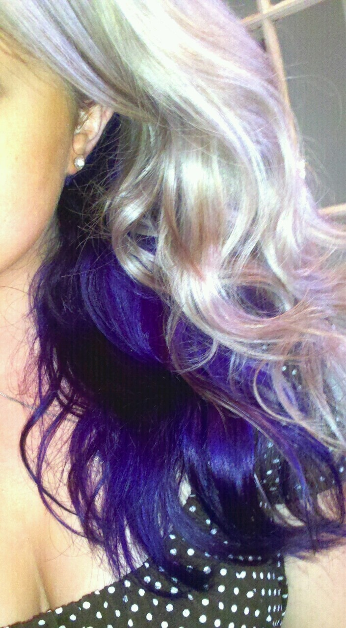 1000 ideas about purple blonde hair on pinterest verena