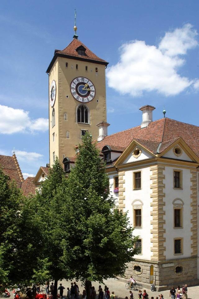 Altes Rathaus - Presseportal Altes Rathaus (C)Stadt Regensburg