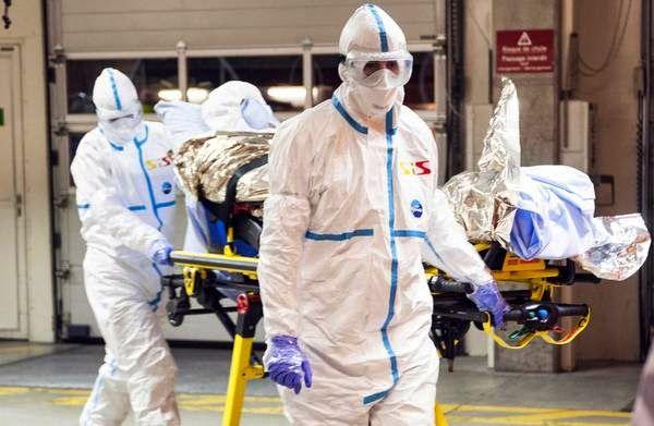Onewstar: Ebola, primo italiano contagiato: è un medico di Emergency