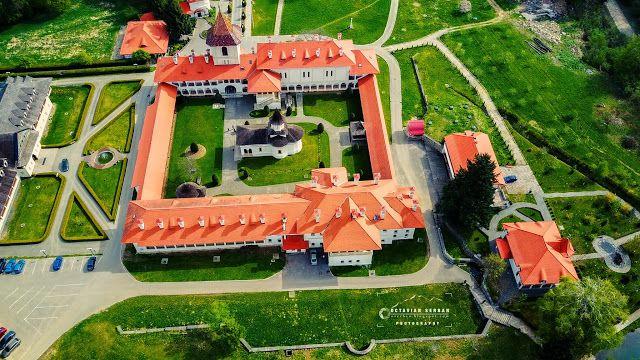 Octavian Serban: Brancoveanu Monastery...