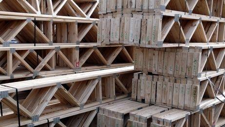 How Build Wood Floor Truss Roof Design Diy Flooring