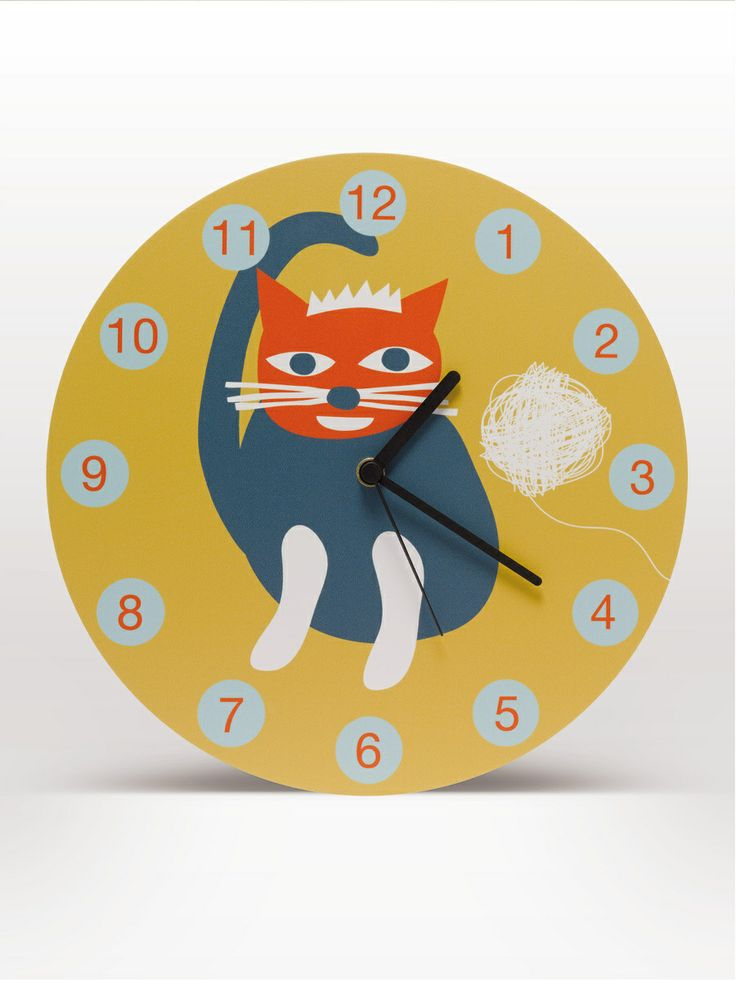 Miau / clocks / lavmi